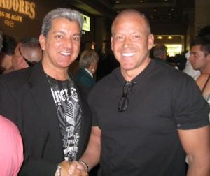 Bruce Buffer, UFC 116 Post Weigh Ins, MGM, July 2, 2010
