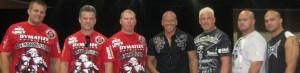Chris The Crowbar Tuchscherer, Jon Madsen & Robbie Lawless Lawler