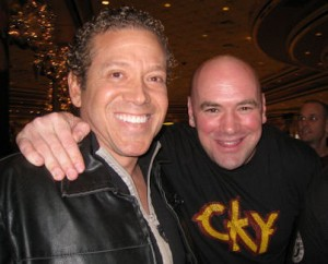 Dana White, UFC 125 Press Conference, MGM, Dec 29, 2010