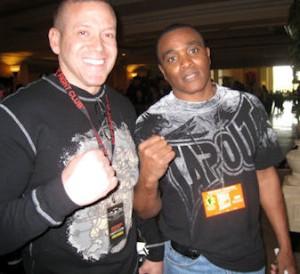 Don House Boxing and MMA Cut Man Mandalay Bay Feb 5, 2010