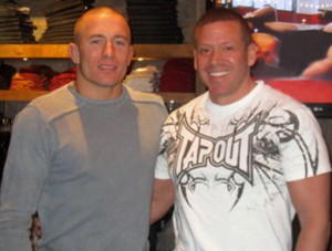 Georges Rush St- Pierre