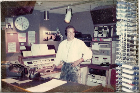 Gig Schmidt, Brother's Radio Station, Dallas Texas, 1980's