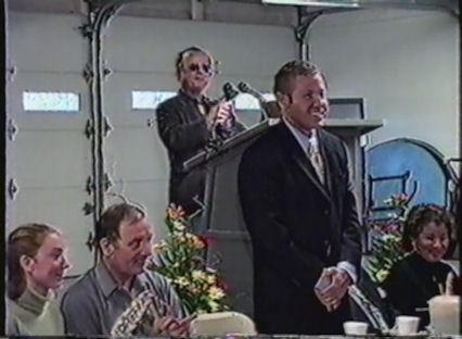 Gig Schmidt, Fathers Book Signing, November 15, 2003