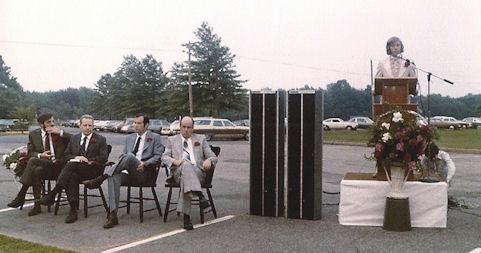 Gig Schmidt, MFS Graduation Speech, June 1979