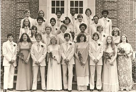 Gig Schmidt, MFS HS Graduation 1979