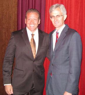 Gig Schmidt Rory Reid NV Democratic Gubernatorial Candidate, House of Blues, Sept15,2010