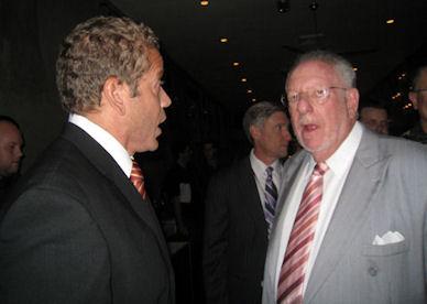 Gig Schmidt and Las Vegas Mayor Oscar Goodman, Downtown Fremont Street, Sept 29, 2010 cropped (1)