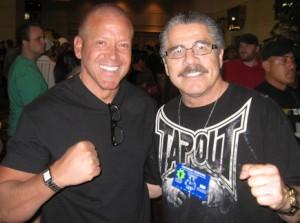 Jacob Stitch Duran, UFC 116 Post Weigh Ins, MGM, July 2, 2010