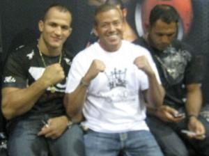 Junior Cigano Dos Santos & Minotauro Big Nog Nogueira