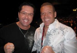 Mike Goldberg Commentator 45yo 12-11-64 UFC 108 Weigh Ins MGM Jan 1, 2009