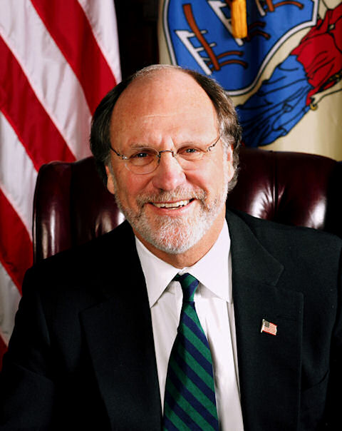 Senator and Governor (NJ) Jon Corzine