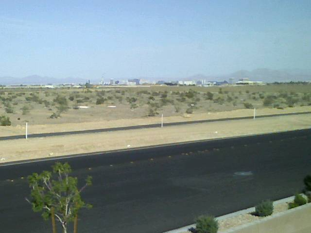 View of Strip from MBR