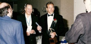Gig Schmidt, 1995 Southern New Jersey Soccer Hall of Fame Induction Ceremony, Post Ceremony Interviews, The Woodbine Inn, Pennsauken, NJ, Nov 19, 1995