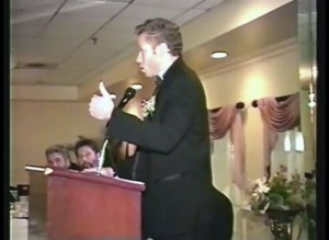 Gig Schmidt, 1995 Southern New Jersey Soccer Hall of Fame Induction Ceremony Speech 2, The Woodbine Inn, Pennsauken, NJ, Nov 19, 1995