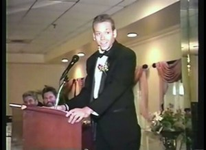 Gig Schmidt, 1995 Southern New Jersey Soccer Hall of Fame Induction Ceremony Speech 4, The Woodbine Inn, Pennsauken, NJ, Nov 19, 1995