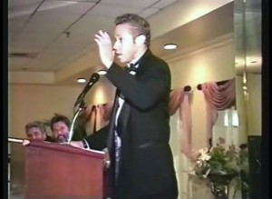 Gig Schmidt, 1995 Southern New Jersey Soccer Hall of Fame Induction Ceremony Speech 5, The Woodbine Inn, Pennsauken, NJ, Nov 19, 1995
