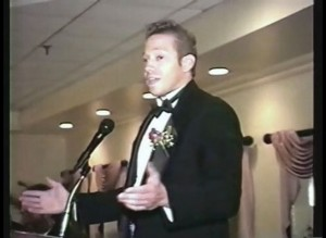 Gig Schmidt, 1995 Southern New Jersey Soccer Hall of Fame Induction Ceremony Speech, The Woodbine Inn, Pennsauken, NJ, Nov 19, 1995