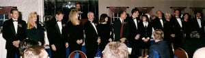 Gig Schmidt, Southern New Jersey Soccer Hall of Fame Induction, Class Presentation with Significant Others, The Woodbine Inn, Pennsauken, NJ, Nov 19, 1995