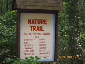 June 12, 2007 Nature Trail