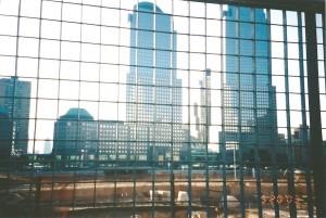 World Trade Center Towers Empty Lots Sept Oct 2003 (1)