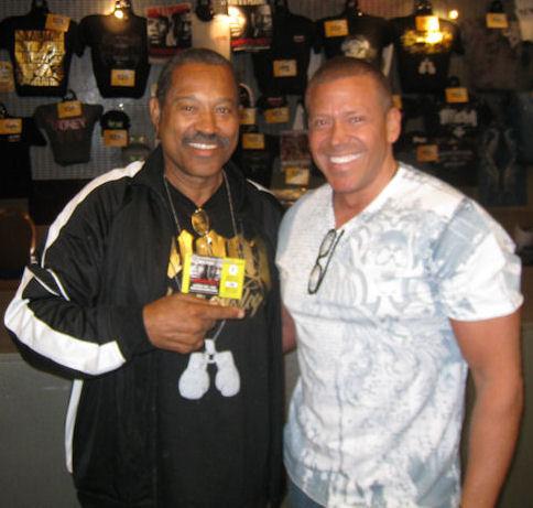 Jack Mosley and Gig Schmidt, MGM, April 30, 2010