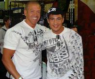 Gig Schmidt and Diego Sanchez