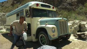 Gig Schmidt - Gig Schmidt, Pass-Thru movie actor demo reel, bus, 2015 O