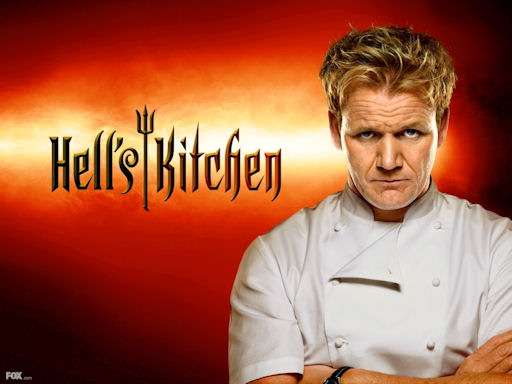 Gig Schmidt background actor on Hell's Kitchen