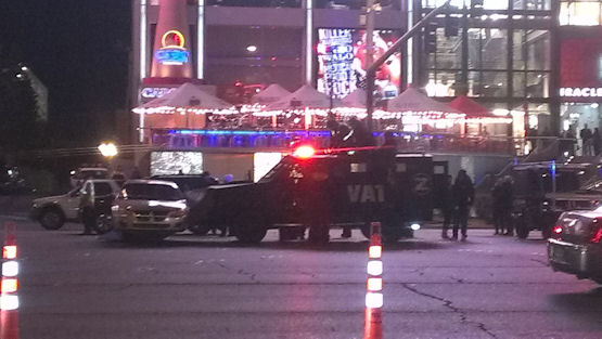 Jason Bourne, Las Vegas Boulevard, January 27, 2016 1 57AM